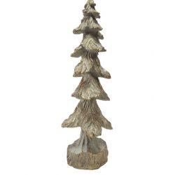 Arany fenyőfa 48cm