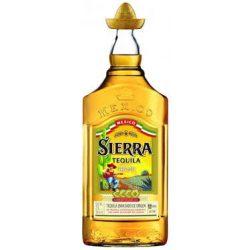Tequila sierra reposado 0,7l