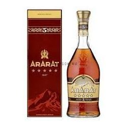 Ararat 5* brandy 5év  0,7l