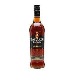 Bacardi black rum 0,7l