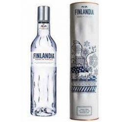 Finlandia vodka 0,7l fémdobozos