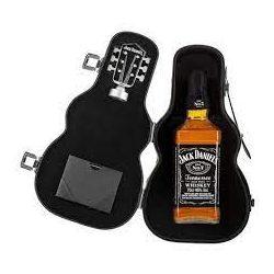 Jack Daniels gitár díszdoboz 0,7L