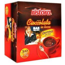Olasz forró csoki 25gr tasak