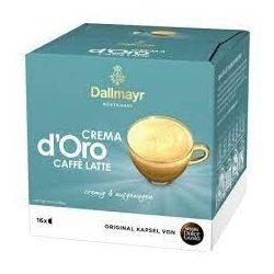 Nescafe dallmayr crema caffe 16db 160g