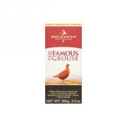 Goldkenn famous grouse csokoládé 100g