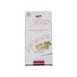 Sweet Rose fruktóz 100gr fehér csoki