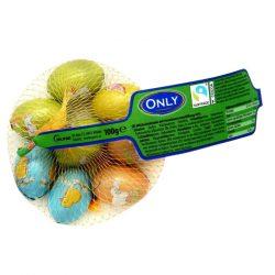 Húsvéti hálós tojás 8 db-os 100g
