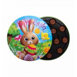 Happy Easter praliné 100gr fémdobozban