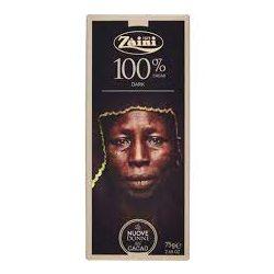 Zaini étcsokoládé 100% 75g