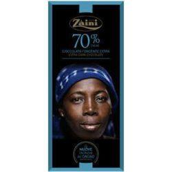 Zaini étcsokoládé 70% 75g
