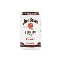 Jin Beam cola 0,33l