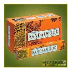 Füstölő lapos Sandalwood