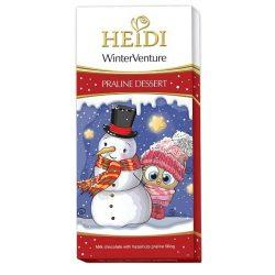 Heidi 100g Karácsonyi hóemberes